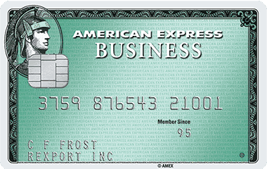 Carta di credito Verde Business American Express
